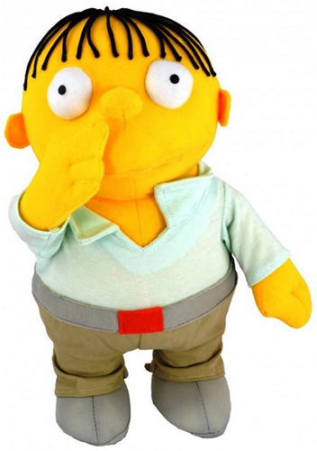 The Simpsons Pluche Ralphie -Ralph Wiggum 31cm