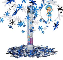 Party Popper Confetti kanon Winter 40cm