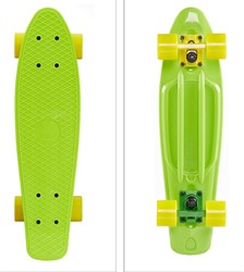 "Skateboard Groen 22"" 57cm"