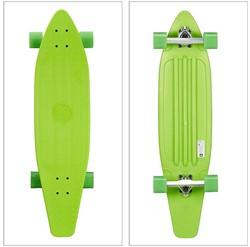"""Longboard Neon Groen 38"""" 94cm"""