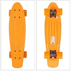 "Longboard Neon Oranje 38"" 94cm"