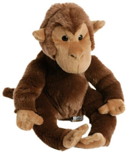 Pluche chimpansee 35cm