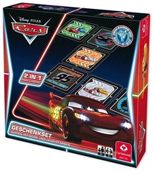 Disney Cars Memory Gift Set