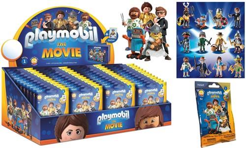 Playmobil The Movie Blindbag minifiguren assorti in display (48)