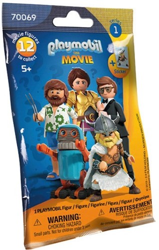 Playmobil The Movie Blindbag minifiguren assorti