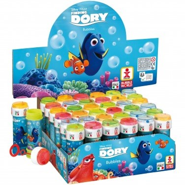 Disney Finding Dory Bellenblaas 36 stuks in display 60ml