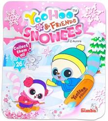 Yoohoo & Friends Snowies Figuren 26 assorti in display 4cm