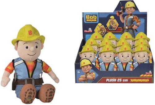 Simba Bob de Bouwer Pluche Bob 25cm