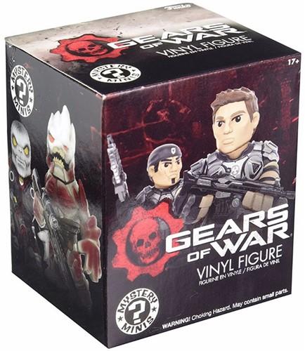 Mystery Minis Gears of War Vinyl Figure assorti in display 7,5x9cm-2