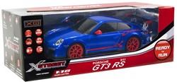 Beluga Porsche GT3 RS met RC 1:18