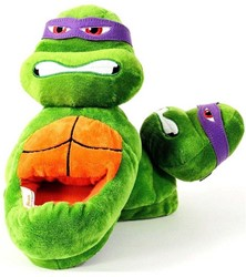 Teenage Mutant Ninja Turtles Pluche sloffen Maat 35-37