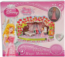 Bullyland Disney Princess Aurora Magic Moments 21x24cm