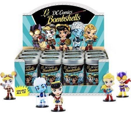 DC Comics Lil Bombshells Mini Tin Serie 2 10cm
