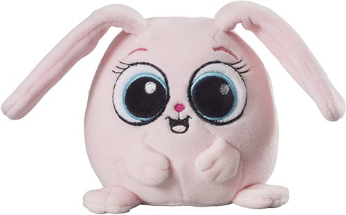 Pluche Haas Pink 10cm