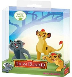 Bullyland The Lion Guard set van 2 figuren