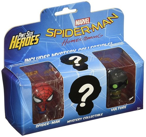 Funko Pint Size Heroes Marvel 3-pack