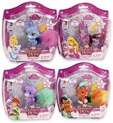 Disney Princess Palace Pets Whisker Haven Magical Lights 4 assorti 16x17cm
