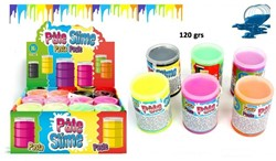 Putty Slime Oil 120gr. 6 assorti in display