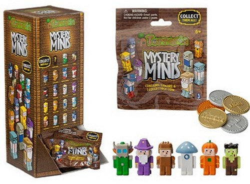 Blind Bag Jazwares Terraria verzamelfiguren 24 stuks assorti in display