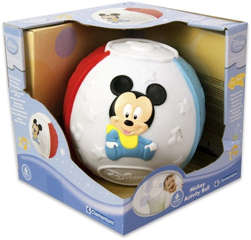 Disney Baby Mickey Mouse Bal met geluid