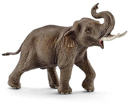 Schleich Asiatische Olfanten stier