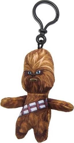 Star Wars Pluche Sleutelhanger Chewbacca 8cm