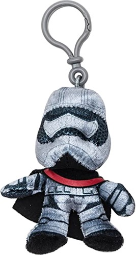 Disney Star Wars Pluche Sleutelhanger Captain Phasma 8cm