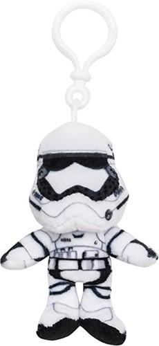 Star Wars Pluche Sleutelhanger Stormtrooper 8cm