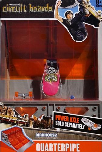 Hexbug Skateboard + Quarterpipe 18x27cm