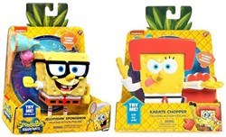 Spongebob Talking Action figures 2 assorti met geluid