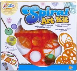 Spiral Art Kit 24x26cm