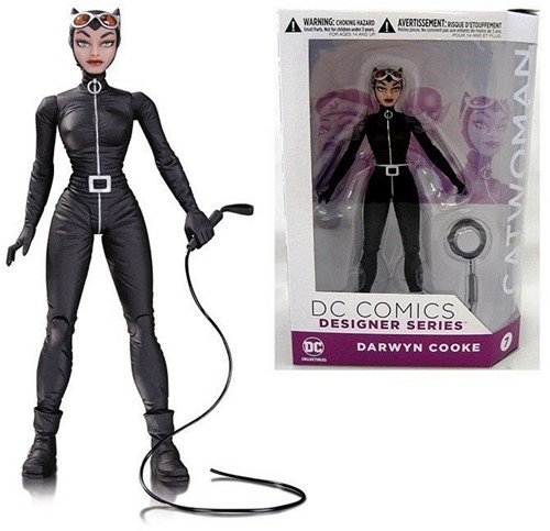 DC Figs Designer DC Catwoman