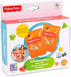 Fisher-Price Opblaasbare Zwemmouwtjes 18x18cm