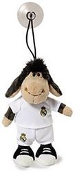 Pluche Schaap 15cm Real Madrid met zuign