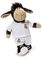 Nici Pluche Schaap Real Madrid 25cm
