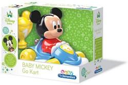 Disney Baby Micky Go Kart met interactieve rammelaar