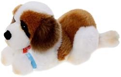 Pia Pia Pluche hond Berner Sennen liggend 17cm