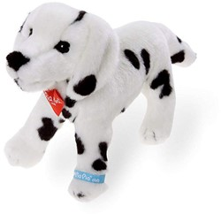 Pia Pia Pluche Hond Dalmatier staand 17cm