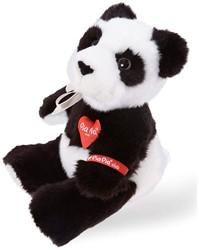 Pia Pia Pluche panda zittend 17cm