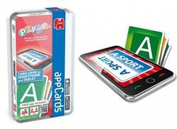 Jumbo Pim Pam Pat Card Came Smartphone & Tablet 9x15cm