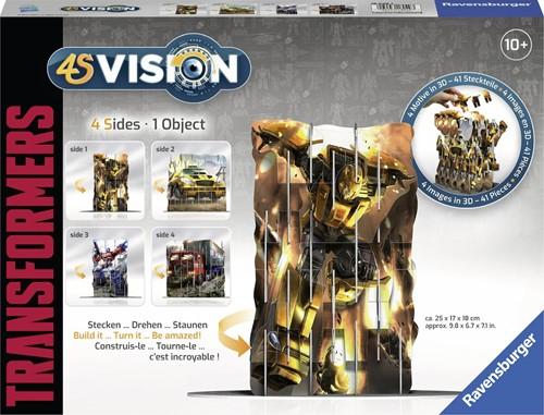 Transformers 3D Insteekpuzzel (Ravensburger)