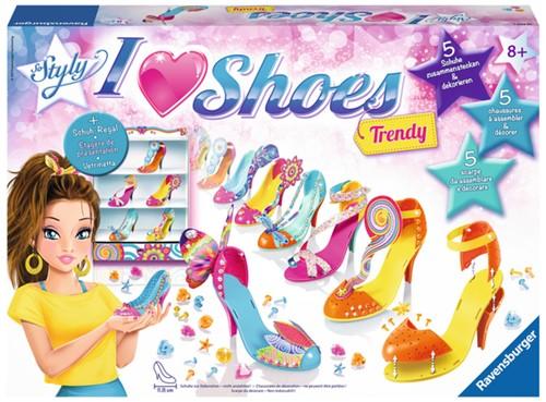 Ravensburger So Styly I Love Shoes Trendy 30x43cm