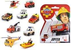 Brandweerman Sam Die-cast voertuigen assorti
