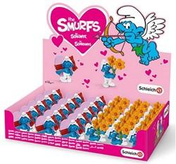 Schleich Smurfen For You! 2 assorti in display