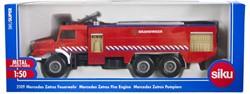 Siku Mercedes Brandweer Zetros