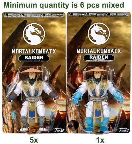 Funko Star Wars Mortal Kombat Raiden w/chas