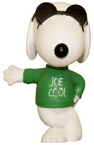 Schleich Snoopy Joe Cool