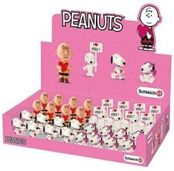 Schleich Snoopy True Love figuren 4 assorti 32 stuks in display