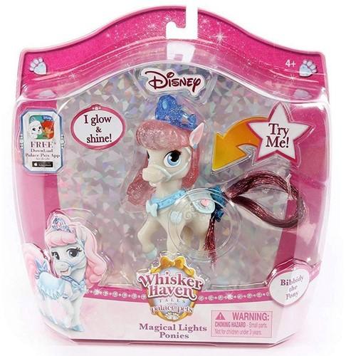 Disney Princess Palace Pets Whisker Haven Magical Lights Bibbidy the Pony 16x17cm