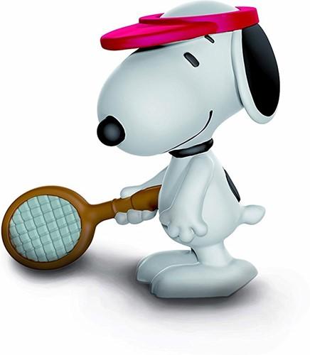 Schleich Snoopy Tennisspeler